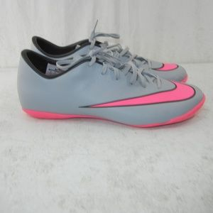 Like New NIKE Mercurial Indoor Soccer Shoe Size 12